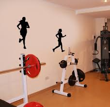 28 gym decor 58 well equipped home gym design ideas
