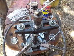 replacing gauges on my 165 diesel