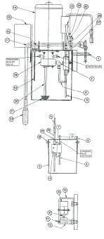 auto lift parts hydraulic power unit assembly for hydra lift