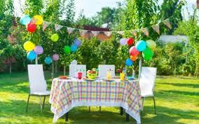 Summer Garden Party Ideas - table decoration ideas elegant table decor to impress your friends