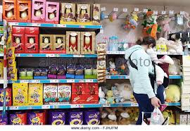 Sainsbury S Easter Decorations by Selection Of Easter Eggs Stock Photos U0026 Selection Of Easter Eggs