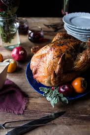 best turkey marinade for thanksgiving herb and butter roasted turkey half baked harvest
