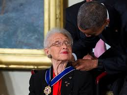 who is katherine johnson the inspiration for hidden figures movie