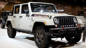 mobil jeep offroad 2017 jeep wrangler rubicon recon edition bows in chicago kelley