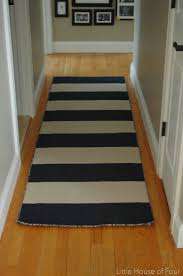 Rugs For Bathrooms by New Hallway Rug And Gallery Wall Little House Of Four