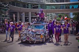 30th annual houston art car parade april 8 2017 powered by