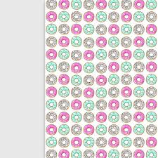 donut wrapping paper donut print donuts wrapping paper donuts digital gift wrap