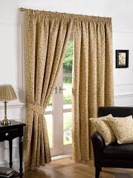 Terracotta Curtains Ready Made by Gold Floral Curtains Modern Curtains Terrys Fabrics