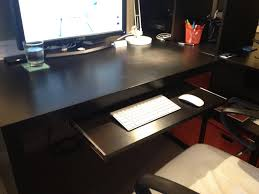 Computer Desks With Keyboard Tray Desk Keyboard Tray Keyboard Tray For Expedit Desk Ikea