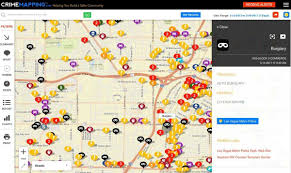 Kansas City Crime Map Popular 214 List Las Vegas Crime Map By Zip Code