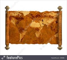 Ancient Maps Of The World by Ancient Map Of The World Picture
