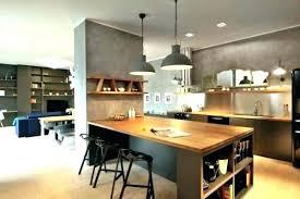 ilot de cuisine avec table amovible table ilot de cuisine table basculante cuisine meuble