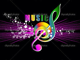 colorful music notes wallpaper 10053 hd wallpapers in music