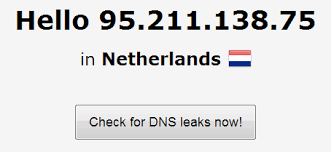 Dns Leak Test by How To Fix A Dns Leak When Connected To Your Vpn