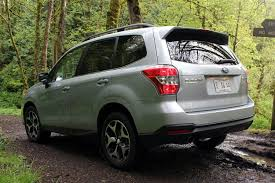 subaru forester lowered 2015 subaru forester xt review digital trends