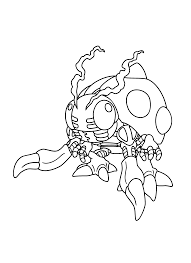 digimon coloring pages 257 png 2400 3300 lineart digimon