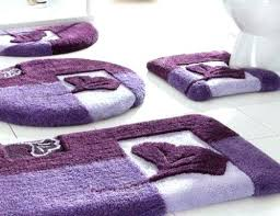Best Bathroom Rugs Purple Bathroom Rugs Maslinovoulje Me