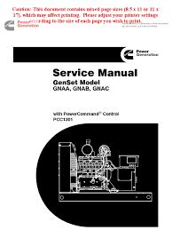 pcc 1301 service manual menu computing electric generator