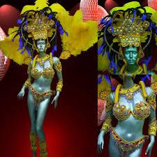 carnival brazil costumes gemstone carnvial costume mardi gras samba carnival