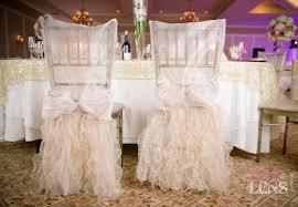 Ruffled Chair Covers Chair Decor