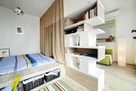 creer une chambre la séparation de pièce amovible optez pour un rideau