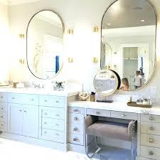 Mirror On Mirror Bathroom Oval Bathroom Mirrors Grapevine Project Info