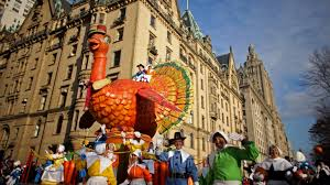 what time does the macy s thanksgiving day parade 2017 start