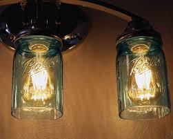 elite light fixtures hand cut open bottom mason jar for lighting shade or crafts