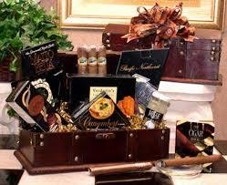 gentleman s cigar chest s gift baskets galore