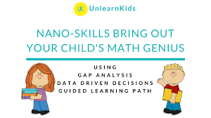 how nano skills will help bring out your child u0027s math genius