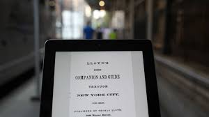 Walking Map Of Manhattan New York City by A Walking Tour Of 1866 New York Curbed Ny