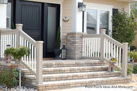 Handrails For Outdoor Steps Porch Steps Designs And More