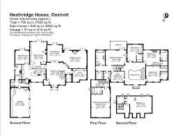 6 bedroom detached house for sale in moles hill oxshott kt22