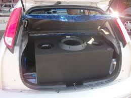 ford focus subwoofer box on ford images tractor service and