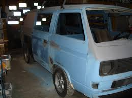 volkswagen vanagon 79 bluebus 1988 volkswagen vanagon specs photos modification info