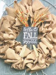 burlap wreath ideas how to make a burlap wreath