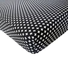 Bedding Crib Set by Black And White Swiss Cross Baby Bedding Set U2013 Jack And Jill Boutique