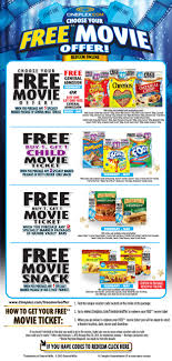 cineplex online cineplex odeon free movie offer on specially marked general mills