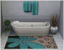 Teal Bath Rugs 12 Appealing Bath Rugs Inspirational Direct Divide