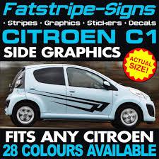 subaru side decal citroen c1 graphics car vinyl stripes decals stickers 1 0 1 4 vtr