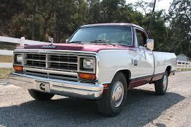 Dodge Ram 85 - 1985 dodge pickup information and photos momentcar