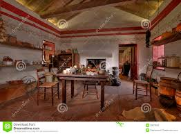 Spanish Home Interior Old Spanish Home Stock Photos Image 30873063