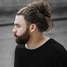 man bun short sides 65 amazing man bun hairstyles you should try it in 2018