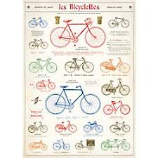 bicycle wrapping paper cavallini wrapping paper paper source