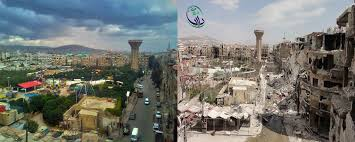 syria before and after pin by frau katze on 5 syria middle east pinterest syria