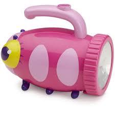 trixie pink ladybug flashlight educational toys planet