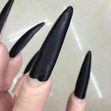 online shop 10 pcs set zombie witch fake fingers nails cover pvc