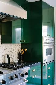 Dark Green Kitchen Cabinets Emerald Green Kitchen Cabinets Design Decor Photos Pictures