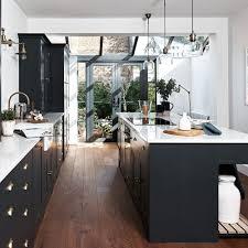 black kitchen cabinets with walls black kitchen ideas designs for cabinets worktops