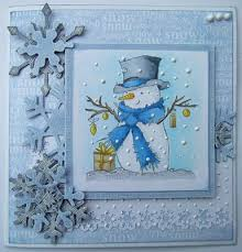 1576 best snowman snow cards images on snowman cards